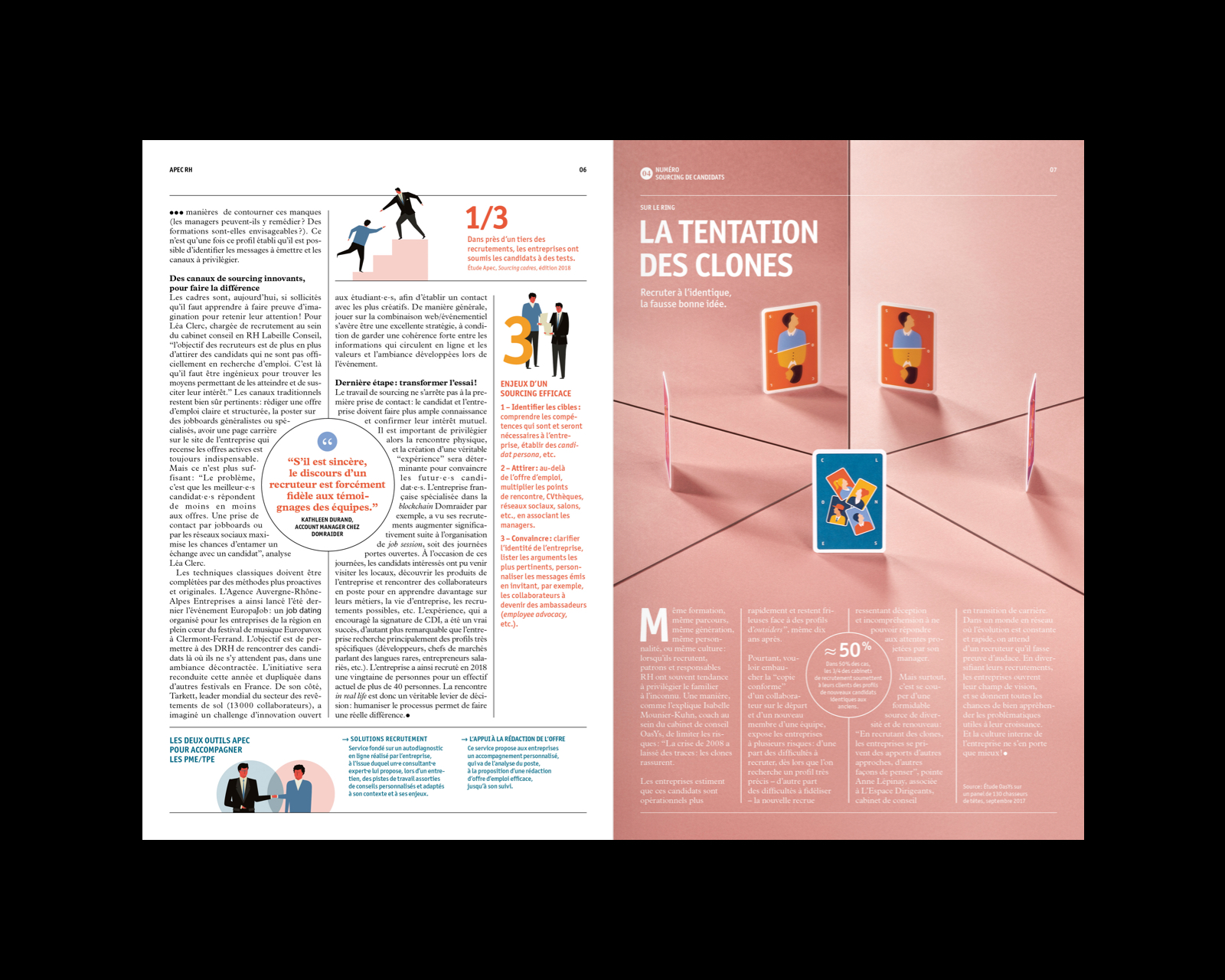 Magazine APEC RH by M&C Saatchi Little Stories